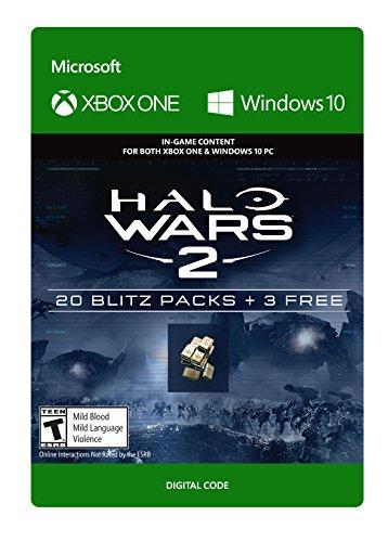 Halo Wars 2: 23 Blitz Packs - Xbox One / Windows 10 Digital Code