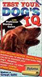 Test Your Dog's IQ [VHS]