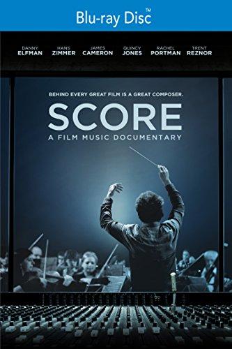 Score: A Film Music Documentary [Blu-ray]