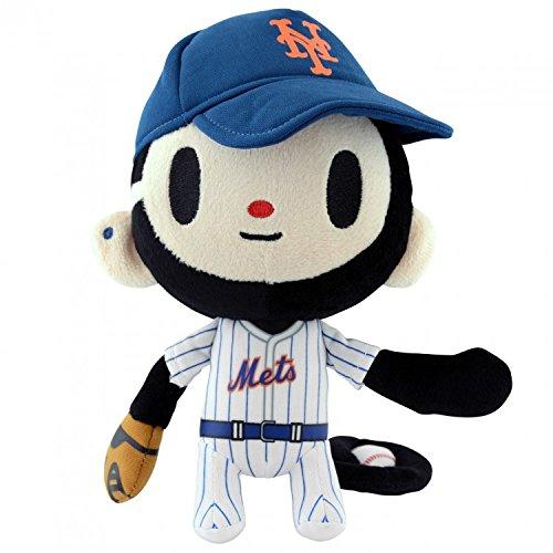 [MLB New York Mets Monkey Maxx Tokidoki Plush Figure, 8