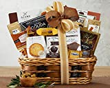 Wine Country Gift Basket Bon Appetit Gourmet Food