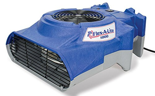 CFM 1000 Low Profile Air Mover & High Velocity Fan by Flex-A-Lite