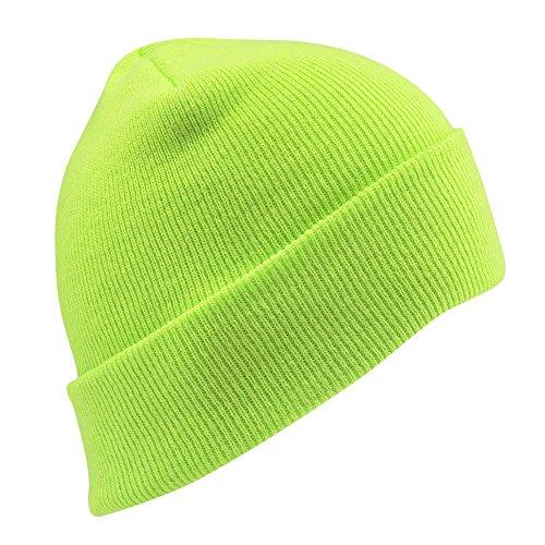 Wigwam 1017 Hat Flo Green OS