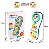 6-18 Months Baby Toys, Remote Control Toy for 1-3 Year Old Boy Girl Toy 9-12 Months Toddler Girl Toys for Kids Gifts for 3-24 Months Baby Toy for 2 Year Old Boys Girl Birthday Gift