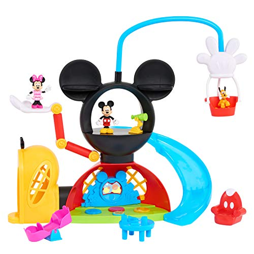 Mickey Mouse Clubhouse Adventures Playset (The Best Of Mickey Mouse Clubhouse And Friends)