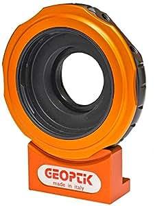 Adaptador Geoptik para CCD y objetivo CANON EOS