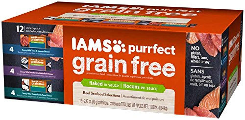 Iams Canned Cat Food Rating