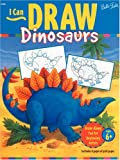 I Can Draw Dinosaurs, , 1560101717