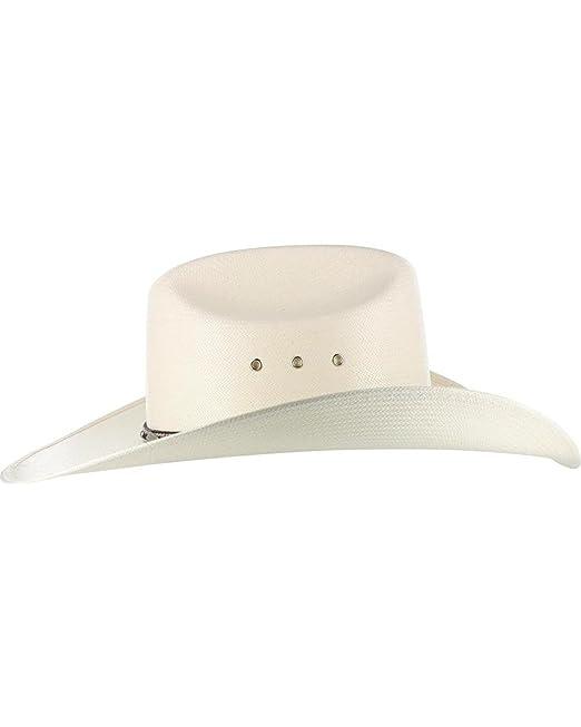 fe944d785a57b Larry Mahan Men s 10X Brindle Straw Hat Natural 7  Amazon.ca  Clothing    Accessories
