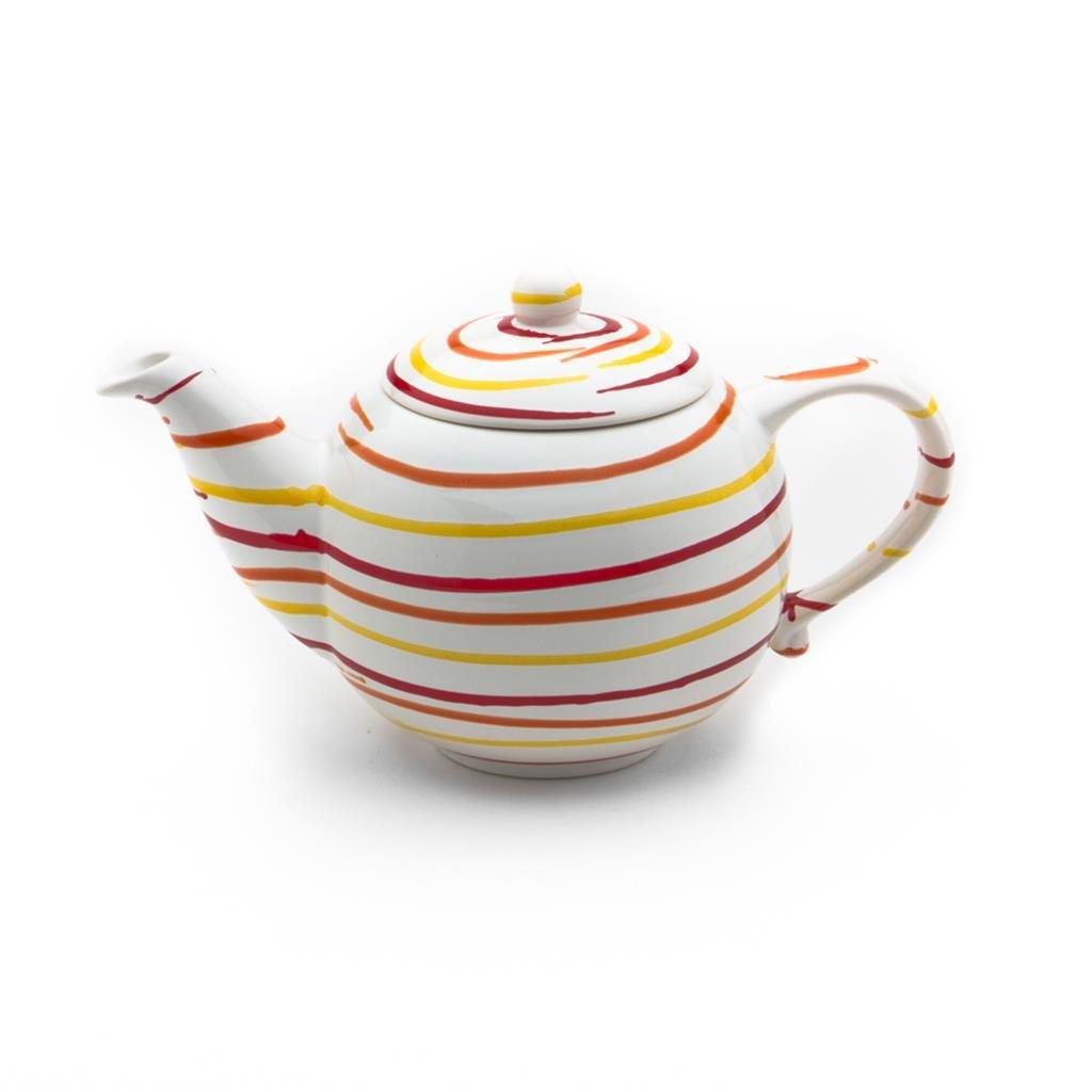 Gmundner Keramik Manufaktur 0105KTGL08 landlust Teekanne glatt, 0,5L 0,5L 0,5L B0086VDIVS Teekannen a7fcdf