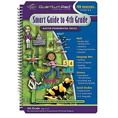 Quantum Pad Library: Smart Guide to Fourth Grade LeapPad Book: Office Products