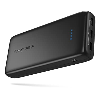 Amazon.com: Power Banks RAVPower 32000mAh 6A Output cargador ...