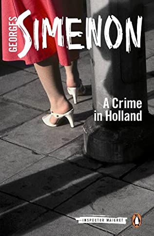 book cover of Maigret in Holland