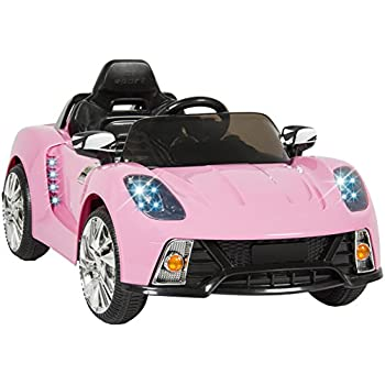 car best amazoncom best choice products 12v ride on car truck w remote