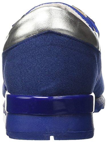 Unisex Adulto Sneaker Basso a 4461100 Blu invicta Royal Collo q6x7XnZ