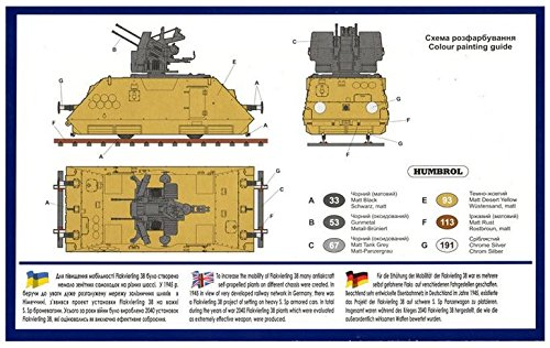 Unimodel 258-1//72 German Heavy Antiaircraft Car S.SP WWII UM 258 Plastic Model