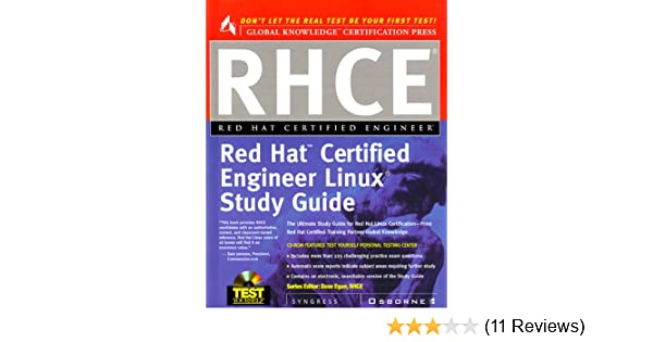 Red Hat Certified Engineer Book
