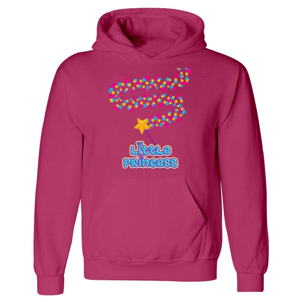 Hoodie Magical Little Princess Graphic Art Design