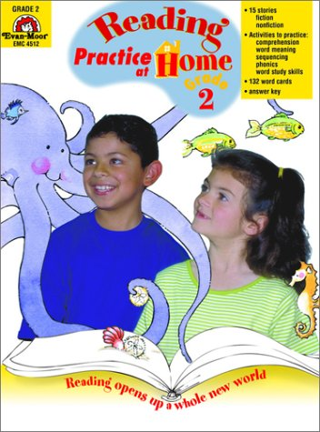 Reading Practice at Home: Grade 2