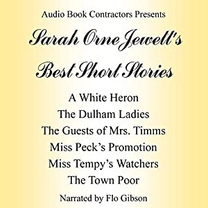 Sarah Orne Jewett's Best Short Stories Audiobook