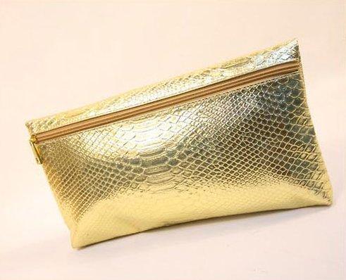 Zarapack - Borsetta senza manici donna (oro)