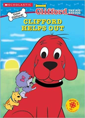 Book Clifford Helps Out (c&a)