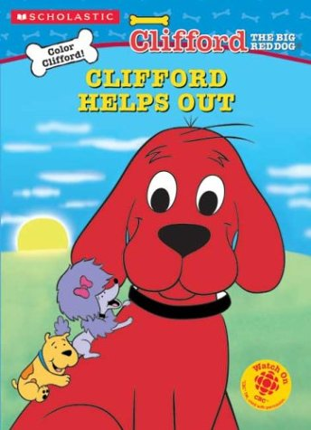 Download Clifford Helps Out (c&a) pdf epub
