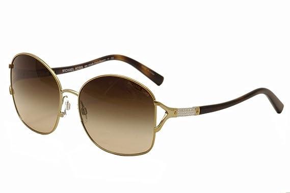 Michael Kors MK1004B Palm Beach, Gafas de Sol para Mujer ...