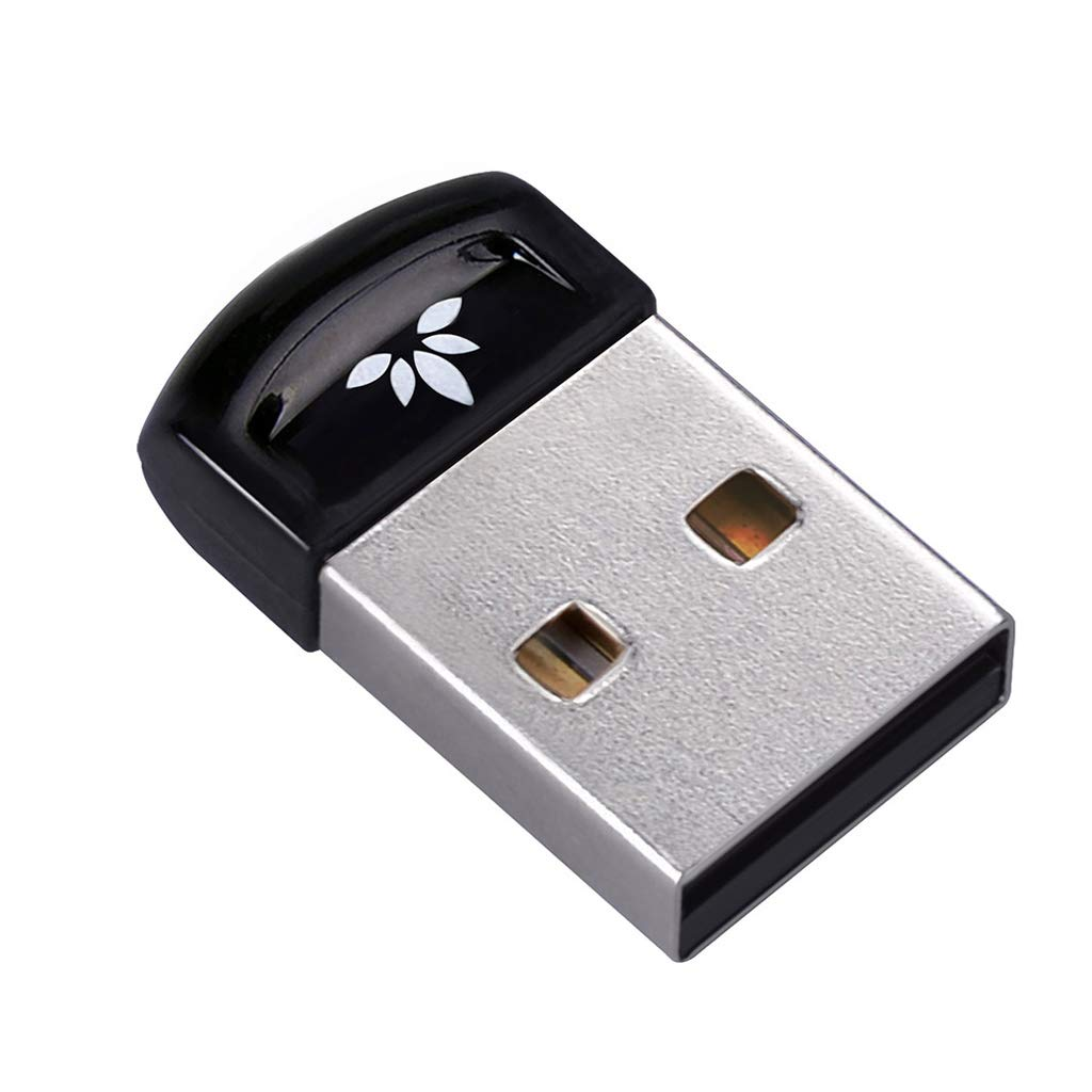 Avantree Dedicated Windows 10 Bluetooth USB Adapter, Wireless Dongle for PC Bought with Win 10, Plug & Play, Support Headpones, PS4, Gaming Controllers, Mouse, Keyboard, Printers etc.- DG40SA by Avantree