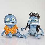13'' Cute Crazy Frog Stuffed Soft Plush Toy Animal Dolls Kids Xmas Birthday Gift