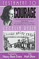 Testament to Courage Hardcover
