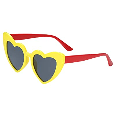Aroncent Trendy - Gafas de Sol para niñas de 2 a 6 años con ...