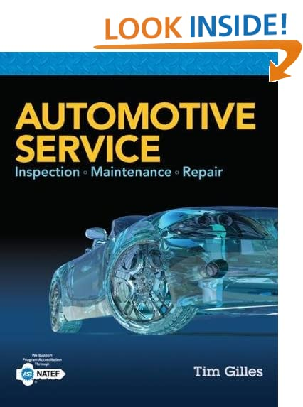 car mechanic books for beginners