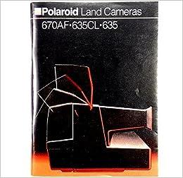 manual polaroid 635cl