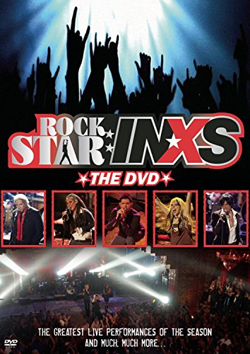 Price comparison product image Rock Star: INXS The DVD