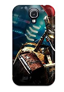 Theodore J. Smith's Shop 8724526K56991489 New Diy Design Midas In Real Steel For Galaxy S4 Cases Comfortable For Lovers And Friends For Christmas Gifts