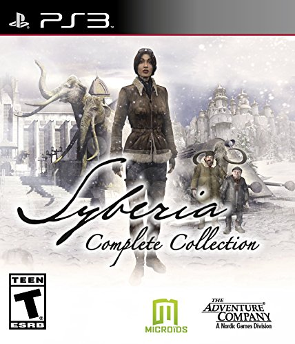 Syberia Complete PlayStation 3 product image