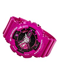 Casio G-Shock S Series Ladies Watch GMA-S110MP-4A3