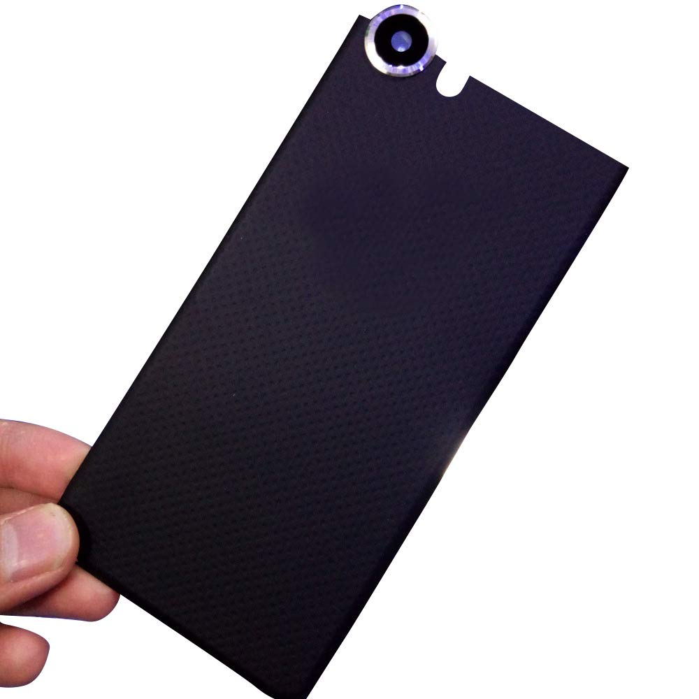 BlackBerry Keyone DTEK70 BBB100-1 Battery Back Door Rear Cover Case Housing Replacement - Black Best Shopper
