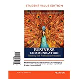 Business Communication: Polishing Your Professional Presence, Student Value Edition (3rd Edition)