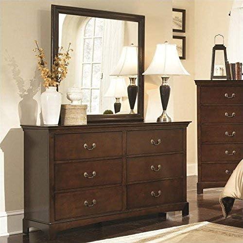 Coaster Home Furnishings Tatiana 6-Drawer Dresser Warm Brown
