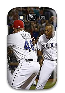 PoYOhGt12259dkret CatherineMariaWrigh Texas Rangers Durable Galaxy S3 Tpu Flexible Soft Case