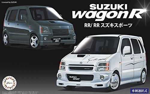 [해외]フジミ 모형 124 인치 업 시리즈 No.45 스즈키 왜건 R RRRR 스즈키 스포츠 프라모델 ID45 / Fujimi Model 124 Inch Up Series No.45 Suzuki Wagon R RRRR Suzuki Sport Plastic Model ID45