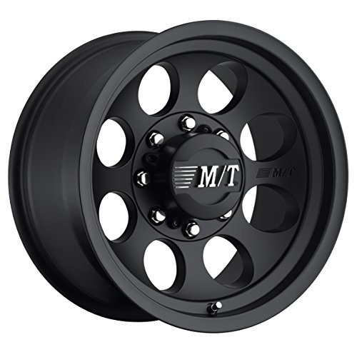 Mickey Thompson Classic III Wheel with Satin Black Finish (17x9