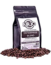 AIRJO Coffee - Enterprise Blend - Strong & Smooth 1Kg Coffee Beans - Certified Organic