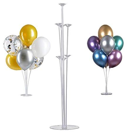 1 soporte para globos de escritorio, decoración de globos ...