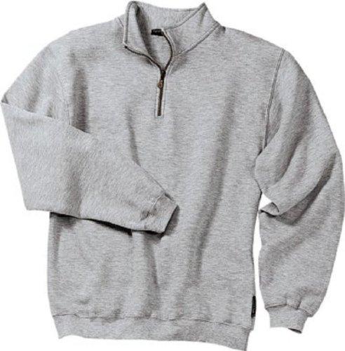 (Sport-Tek 1/4 Zip Sweatshirt, Athletic Heather, XXXX-Large)
