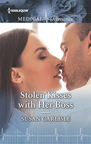 Stolen Kisses with her Boss by Susan Carlisle