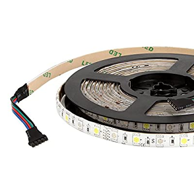SUPERNIGHT 5M 300leds Waterproof RGBW 5050 SMD Flexible LED Strip Light