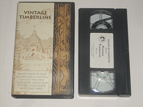 Oregon's Timberline Lodge ~ Vintage Timberline
